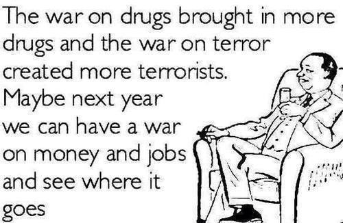 War on Money Abusers