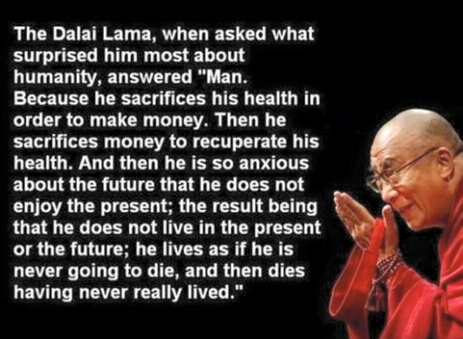 Dalai Lama Quote about Humanity