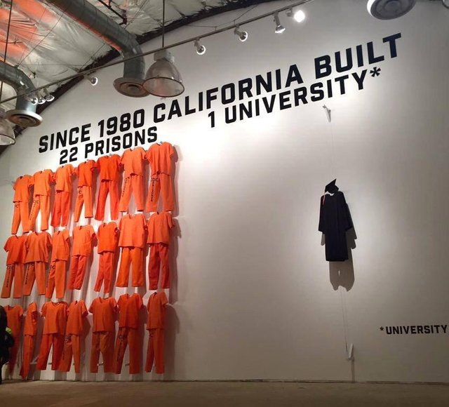 Need to Build More Schools and Less Prisons